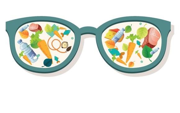 2b565e3591 Jaque a las gafas para ver mejor
