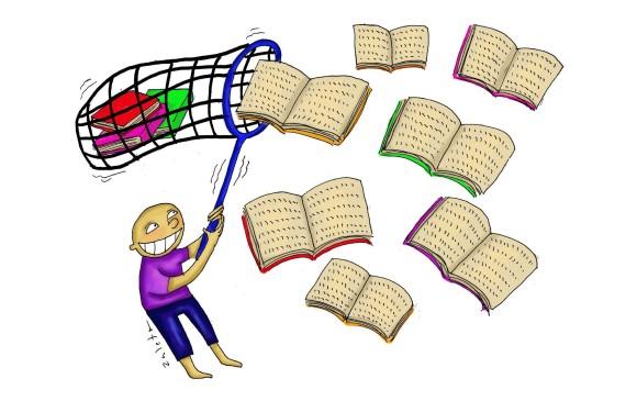 Para qué donar los libros de la biblioteca?