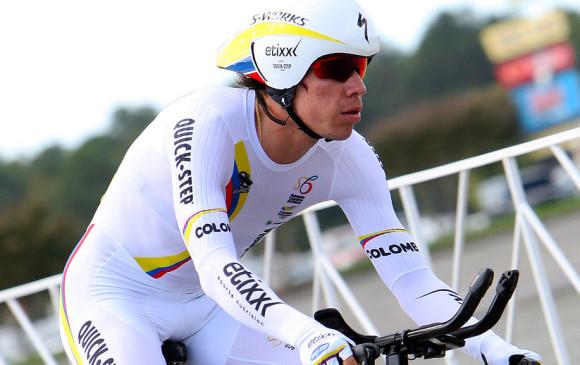 Colombia renuncia a participar en la contrarreloj ciclística de Río