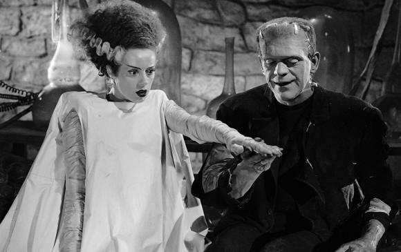 El filme original de La novia de Frankenstein obtuvo una puntuación de 7,9 sobre 10 en la Internet Movie Database. Foto: Universal