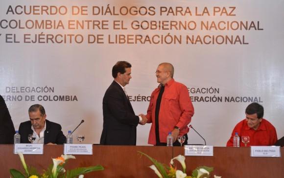 ELN dice que Gobierno quiere congelar implementación de recientes acuerdos de paz