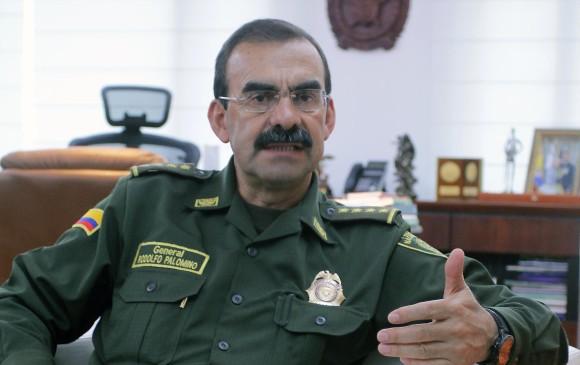 Investigarán al general Palomino por tráfico de influencias
