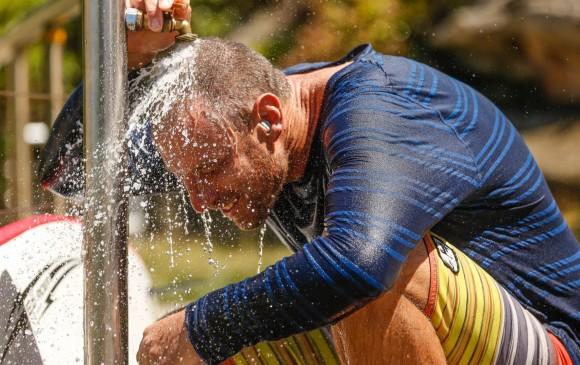Adelaida y Sydney, en Australia, están hirviendo con 40° C y 47°C, respectivamente, que son las temperaturas más altas desde 1939. FOTOS EFE