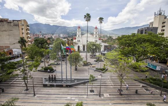 El Concejo de Envigado rechazó la estigmatización a la cual se somete al municipio de Envigado relacionándolo con la estructura criminal conocida como la Oficina. FOTO JULIO CÉSAR HERRERA