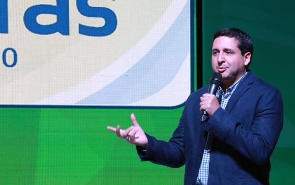 José Andrés Romero, director de la DIAN. FOTO: TWITTER DIAN