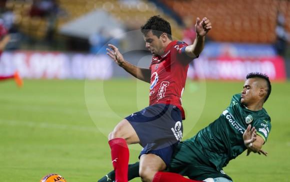 Independiente Medellín venció a Jaguares a domicilio