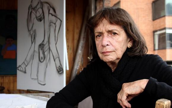 Beatriz González, artista colombiana.