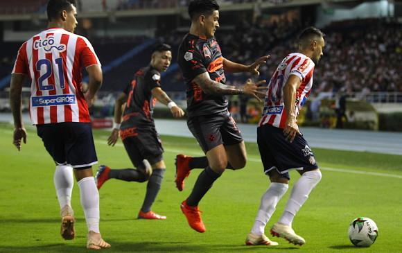 Junior hizo respetar su casa con un 3 - 2 ante Medellín