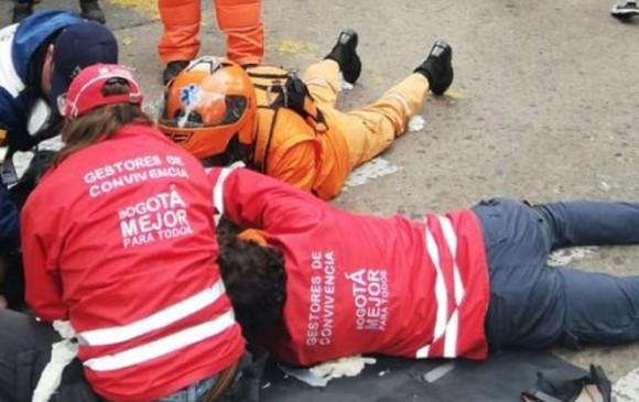 ONU pidió esclarecer muerte de joven símbolo de protestas en Colombia