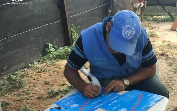 Farc reclaman por asesinatos de dos militantes en Antioquia