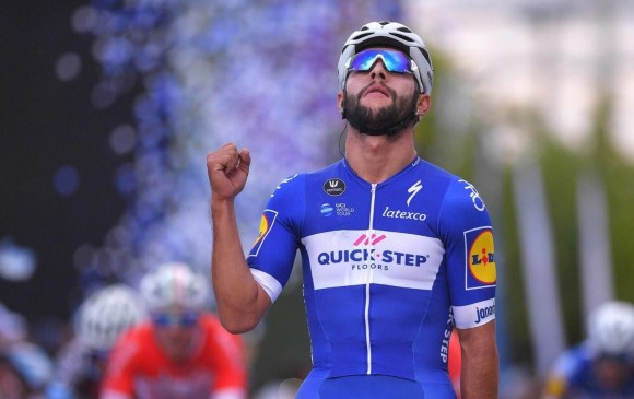 Emocionante triunfo de Fernando Gaviria sobre Sagan en California