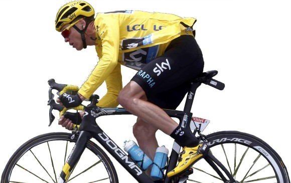 Monja manejando bicicleta como una profesional — Viral