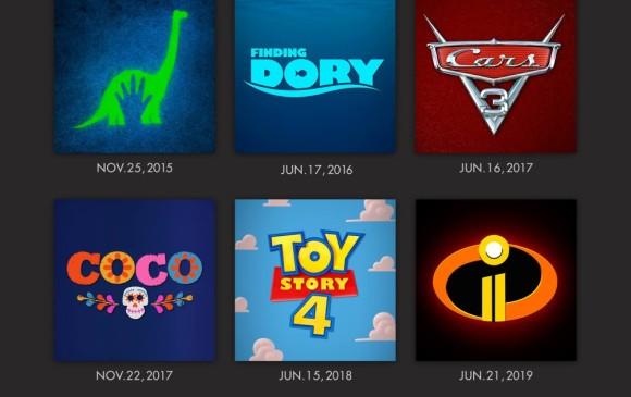 Disney anuncia fecha de estreno de Toy Story 4 entre otras películas 274e755f88e