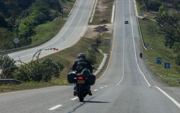 La Ruta del Sol 2 era una de las obras de Odebrecht en Colombia. Aún no se adjudican las interventorías. FOTO julio c. herrera