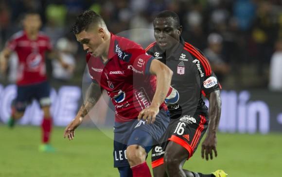 Emelec se va a segundo al vencer a Medellín