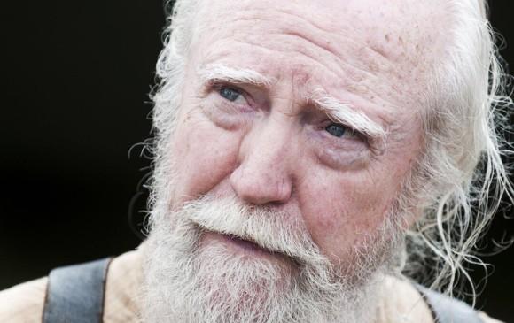 Muere Scott Wilson, actor de The Walking Dead