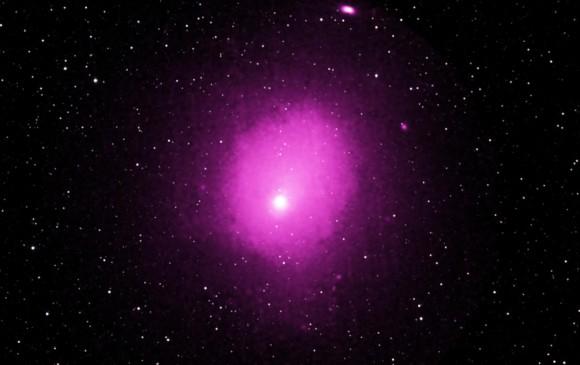 Captan la mayor explosión registrada en la historia del universo