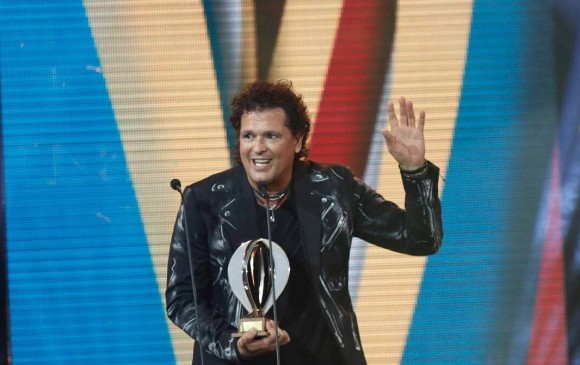 Carlos Vives será homenajeado en el Festival de la Leyenda Vallenata 2018