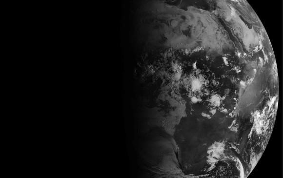 El equinoccio en el espacio. Foto Nasa
