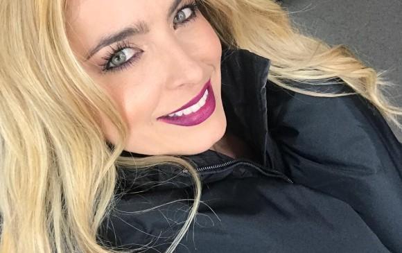Cristina Hurtado se desnuda para revista colombiana