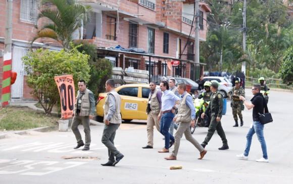Nuevo plan para atentar contra alcalde Federico Gutiérrez