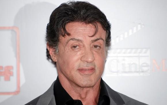 Sylvester Stallone desmintió la noticia de su muerte, publicada en las redes sociales. Foto ShutterStock.