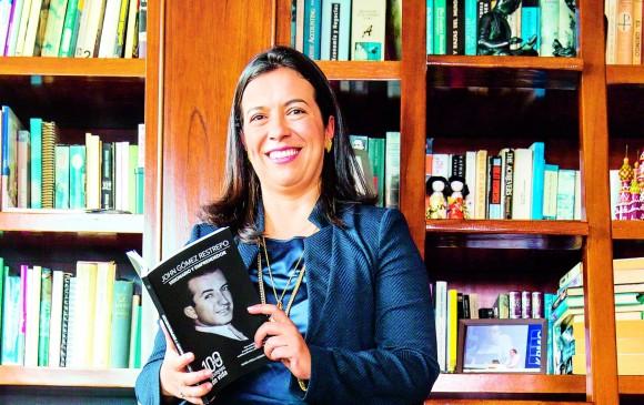 Eulalia Sanín Gómez, economista creadora de Prospecta (2004 - 2016) y socia de la firma consultora A.T. Kearney.
