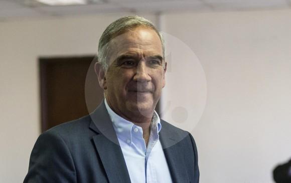 A 33 meses es condenado Gustavo Villegas