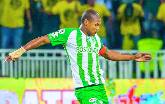 Alexis Henríquez se perderá el inicio de la Liga Águila-1 y también el arranque de la Copa Libertadores. Su lesión es otra preocupación para directivos y cuerpo técnico. FOTO juan antonio sánchez