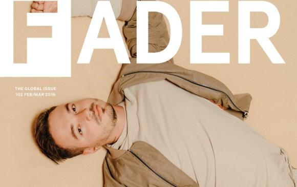 FOTO Revista The Fader
