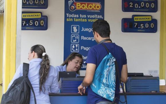 El Baloto dejó un nuevo multimillonario en Medellín