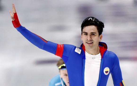 Causil hizo historia para Colombia en PyeongChang, pese a quedar inconforme
