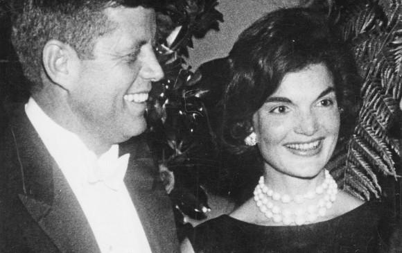 Jackie Kennedy se vistió de Dior para muchos de sus actos públicos.
