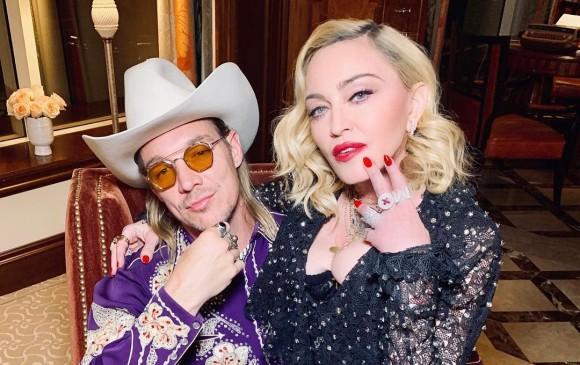 Madonna saldrá de gira con su disco Madame X