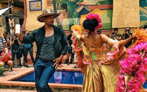 Will Smith es un actor y rapero norteamericano, ganador de un premio Grammy. FOTO: Instagram @Willsmith