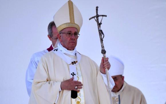 Papa Francisco fue declarado como hijo ilustre de Medellín