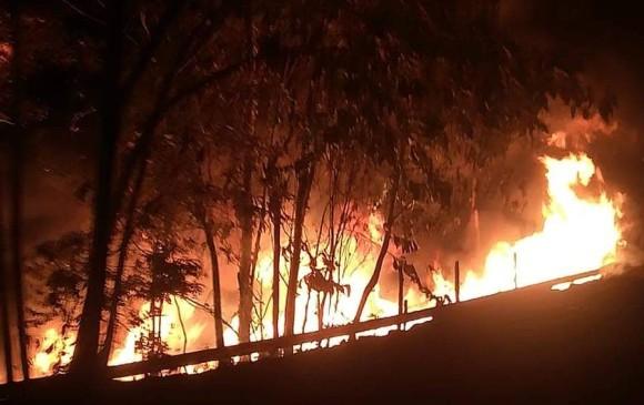 Reportan atentado contra oleoducto Caño Limón, en Norte de Santander