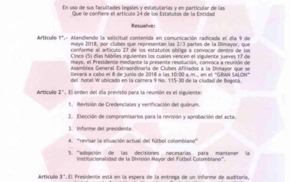 Clubes definirán el 8 de junio salida o continuidad de Jorge Perdomo