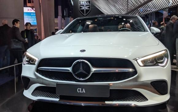 El nuevo vehículo de Mercedes Benz tiene la capacidad, a través de la música, por ejemplo, de hacerlo sentir más tranquilo. FOTO: CORTESIA overdrive.in