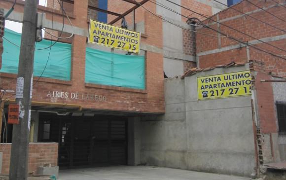 En la ciudad existen por lo menos 1.417 proyectos VIP licenciados, de los cuales 158 son de alto impacto y requieren seguimiento. FOTO archivo