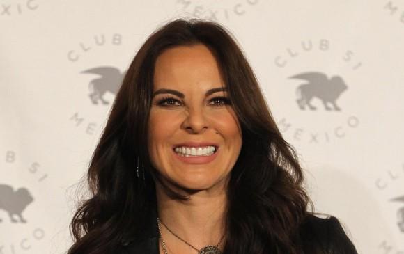 La actriz de 46 años aprovechó para presentar una marca de tequila, un negocio fuera de los sets y los escenarios. Efe
