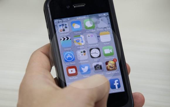 Las revelaciones que hizo WikiLeaks han puesto en el debate la privacidad en los dispositivos móviles. FOTO EDWIN BUSTAMANTE