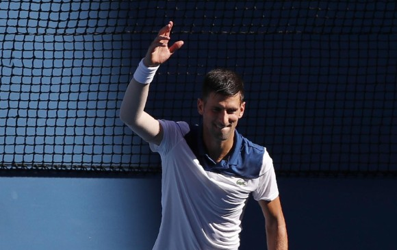Roger Federer clasifica a cuartos de final en Abierto de Australia