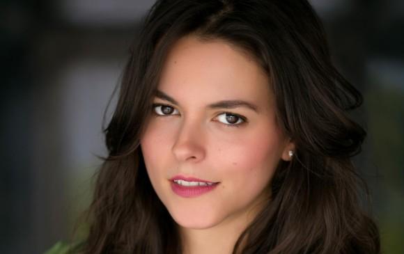 Es la protagonista de la comedia La Pena máxima, que se estrenó este fin de semana. FOTO CORTESÍA