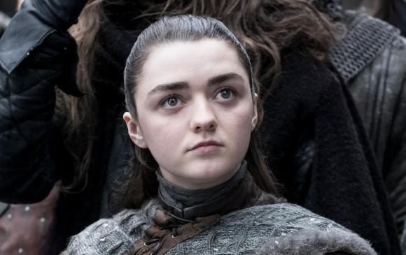 Arya Stark. FOTO Cortesía HBO