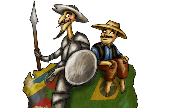 ilustración Raúl Zuleta