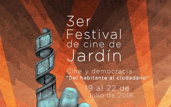 El afiche de este año es diseñado por Tobías Arboleda. FOTO CORTESÍA