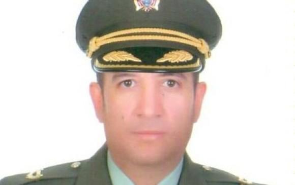 Comandante del Gaula en el Cesar fue asesinado durante un operativo