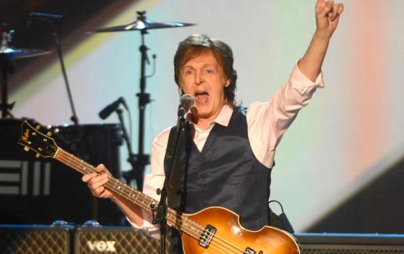 Cancelan concierto de Paul McCartney en Medellín y buscan nueva fecha