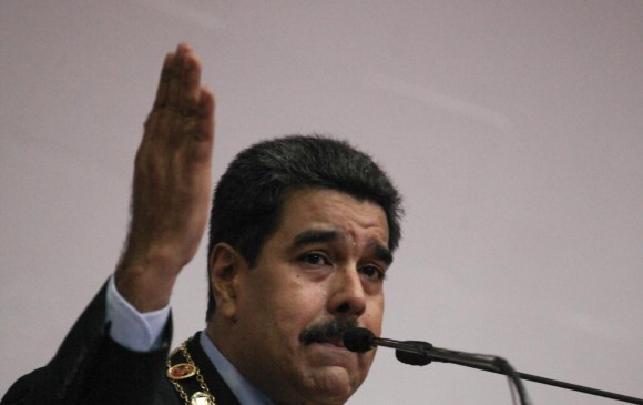 Elecciones colombianas 'parecen un programa cómico — Maduro